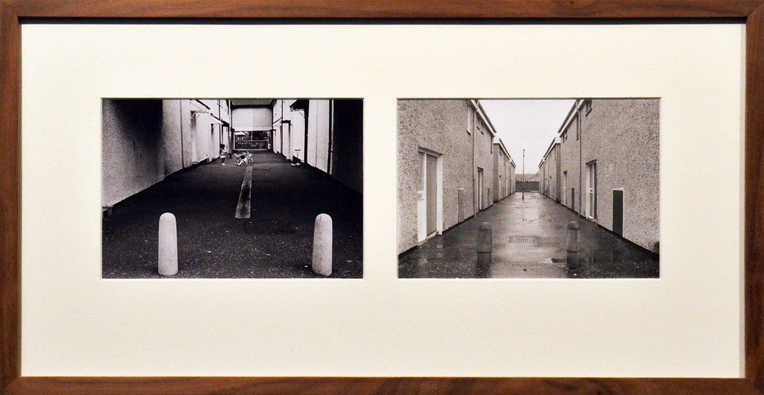 Out of Shot I-V, photographic prints
