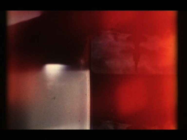 Two Fountains,16mm film still, The Starry Messenger, The Void Gallery, Derry.